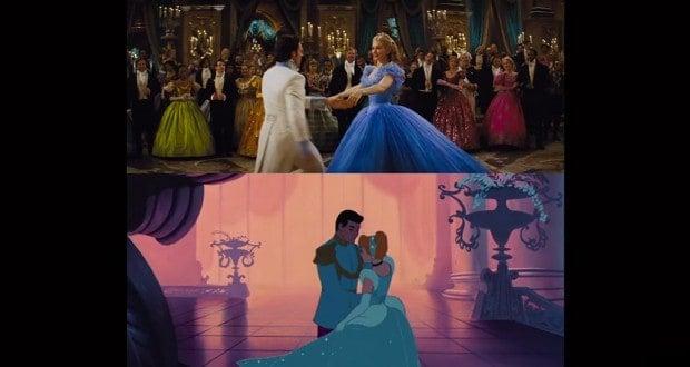 Cinderella Mashup