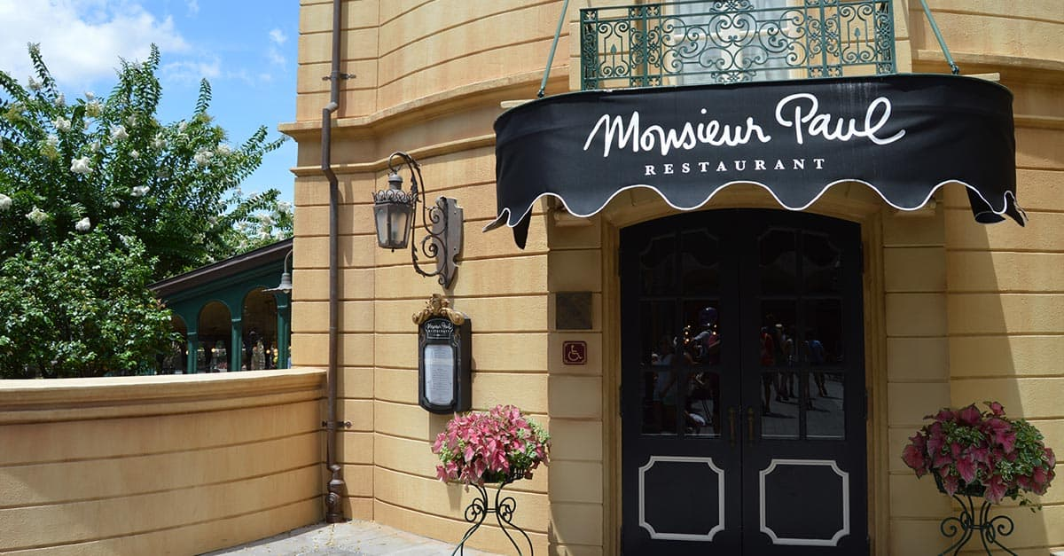 9 best table service restaurants in epcot s world showcase - Best table service restaurants at disney world ...