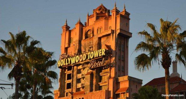Tower of Terror _ disney world