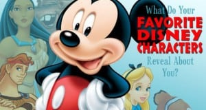 What Do Your Favorite Disney Characters Reveal About You?