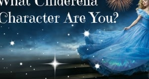 Which Cinderella Character Are You?