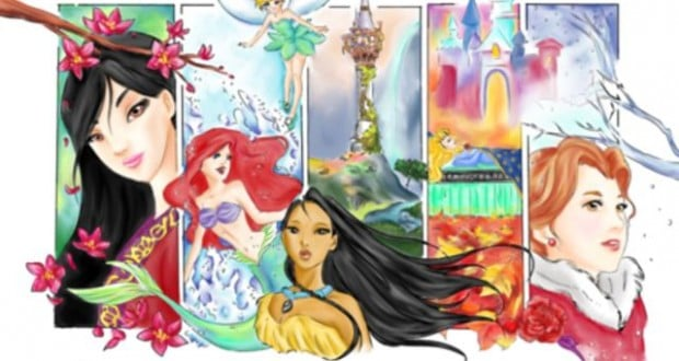 Which Disney Princess Movie Are These Quotes From?