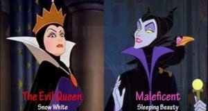Are You More Maleficent Or The Evil Queen?