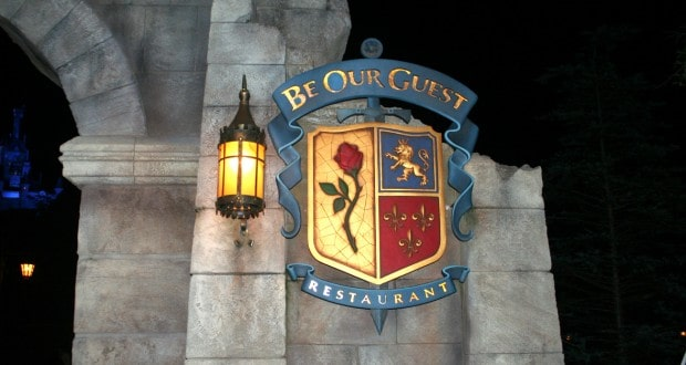 be our guest _ disney fanatic