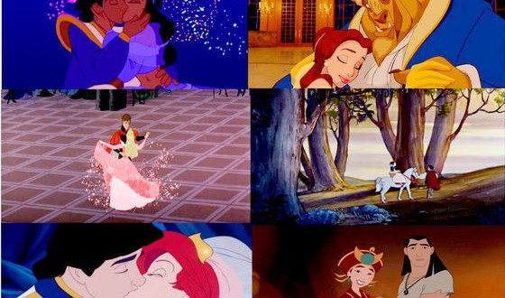 What Disney Princess Couple Are You?