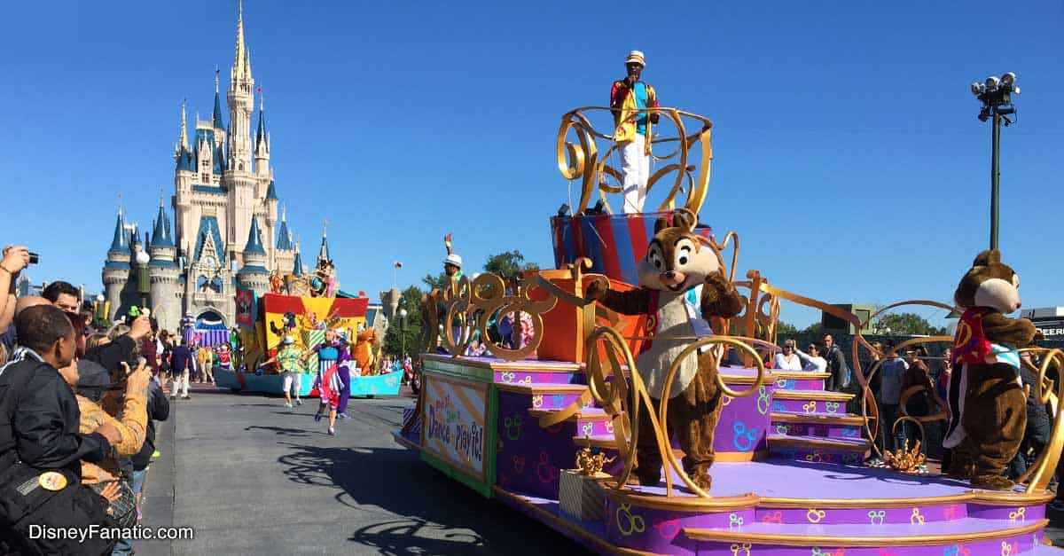 3 Parades You Can T Miss At Walt Disney World
