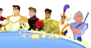 Match the Disney Princess to her Prince