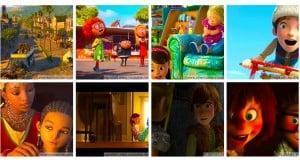 Movie Snapshots
