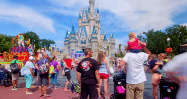 Walt Disney World HyperLapse Video