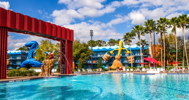 All Star Movies Resort _ value resorts _ disney fanatic