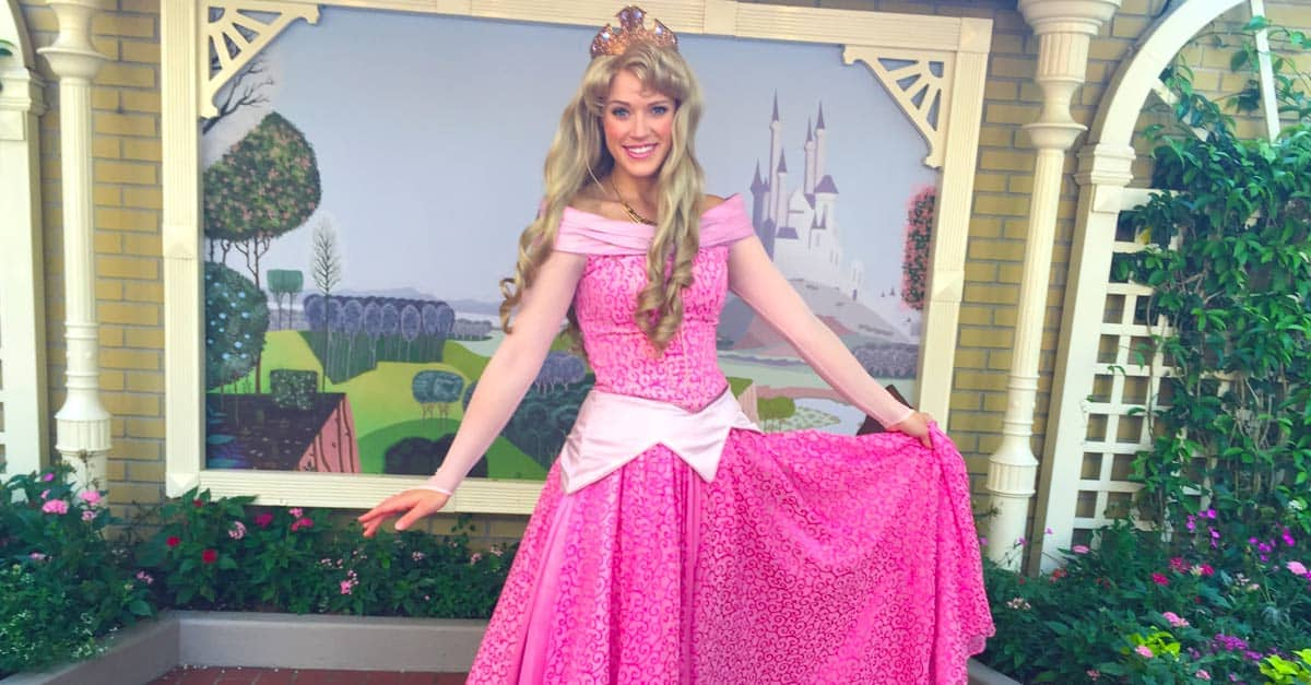 How to Become a Princess at Disney Parks in 10 Not-So-Easy Steps