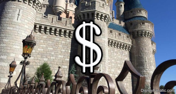 Castle Dollar Sign