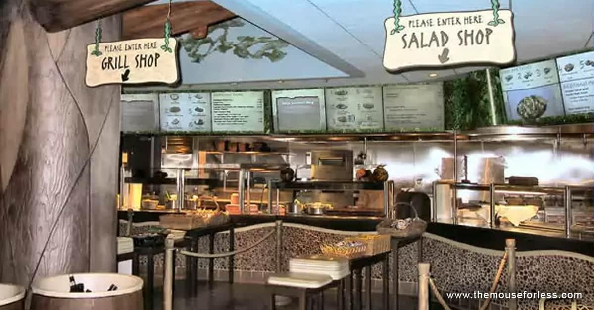 Top 10 Quick Service Restaurants At The Disney World Resorts