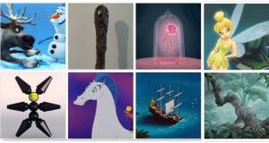 Disney Object Sidekick