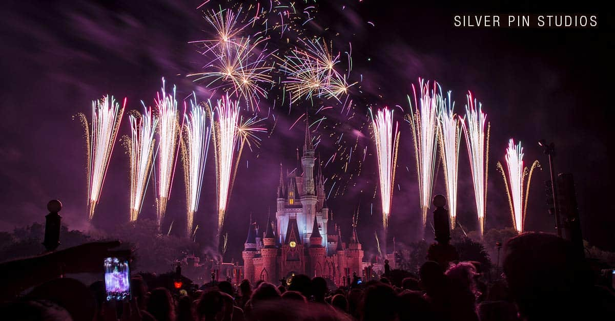 Wishes A Nighttime Spectacular Magic Kingdom