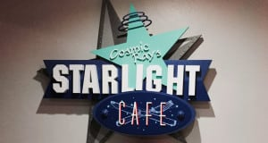 Cosmic Ray's Starlight Cafe
