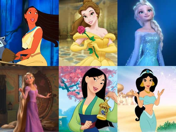 Which Disney Princess Shares Your Style