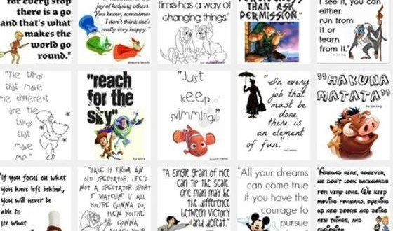 Which Disney Quote Should Inspire Your Day Today?