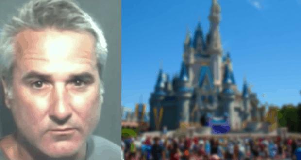 Disney Dine-And-Dasher Arrested