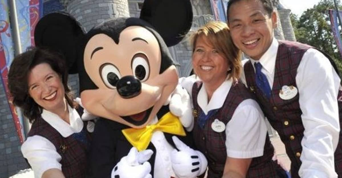 Which Job Should You Have In The Disney Parks?