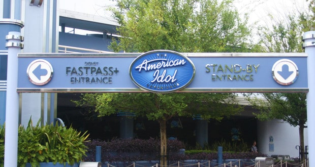 American Idol _ Stroll down memory lane remembering these experiences that no longer exist _ disney world