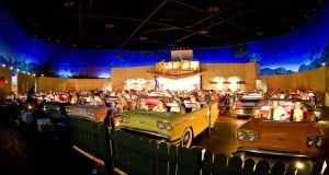 Drive in diner
