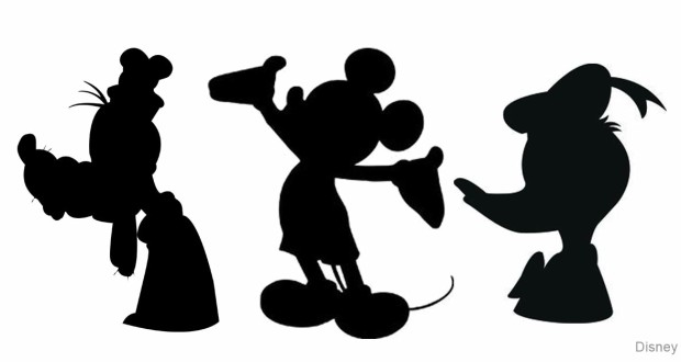 Can You Identify These 10 Disney Movie Animal Silhouettes? Pixar Character Silhouettes