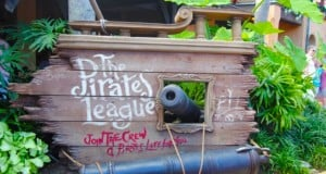 The Pirates League