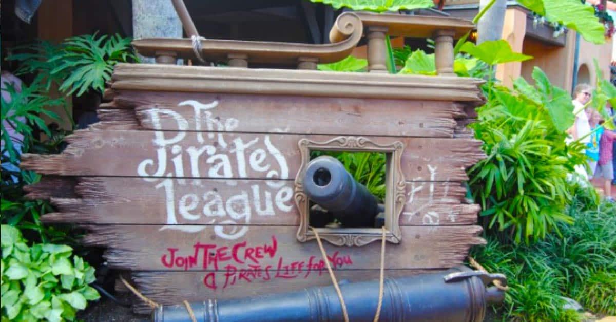 The Pirates League