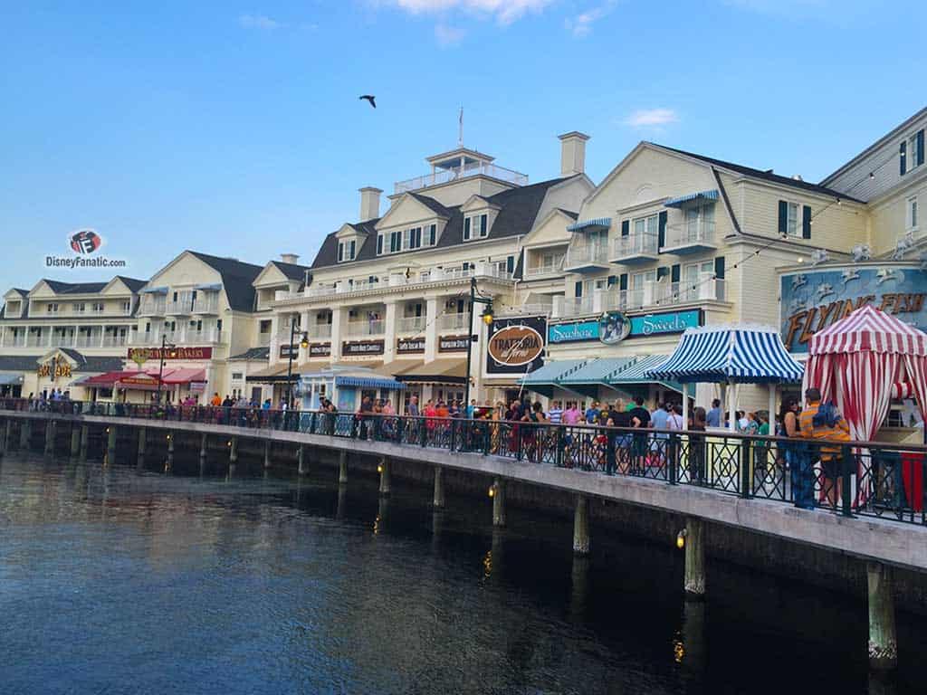 Walt Disney World Resort - Disney's BoardWalkl