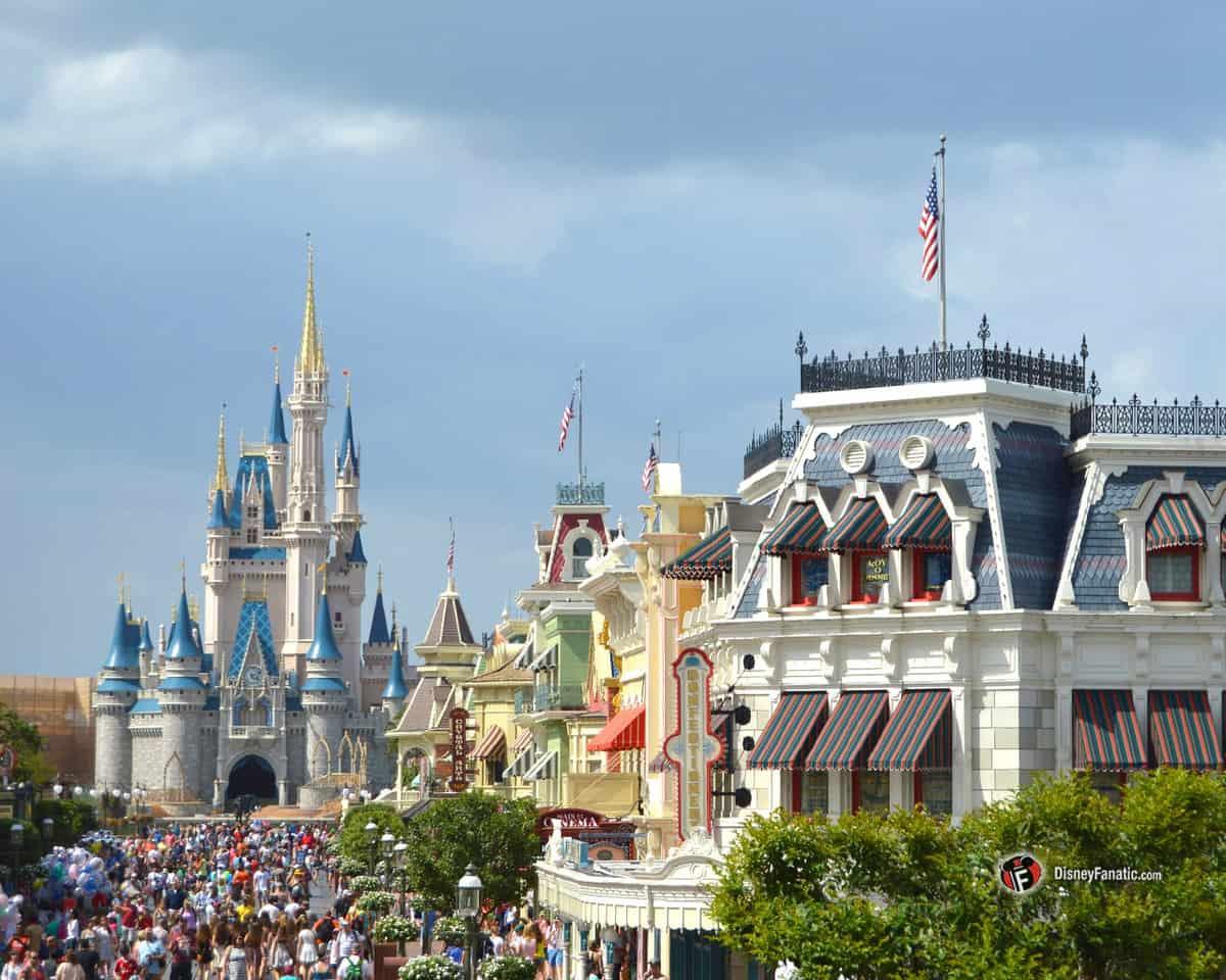 Walt Disney World Resort Wallpaper for