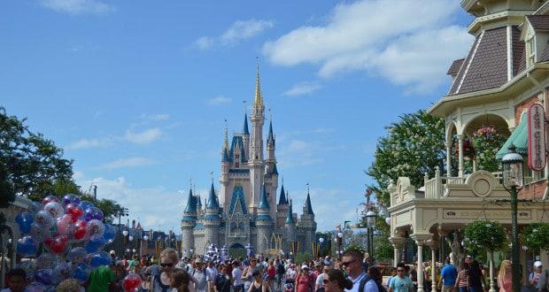 Castle Main Street