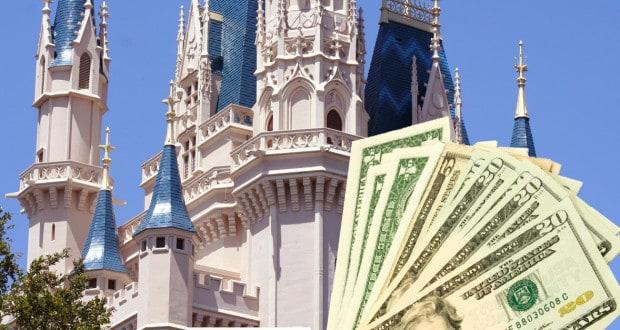 Castle _ disney world _ splurge