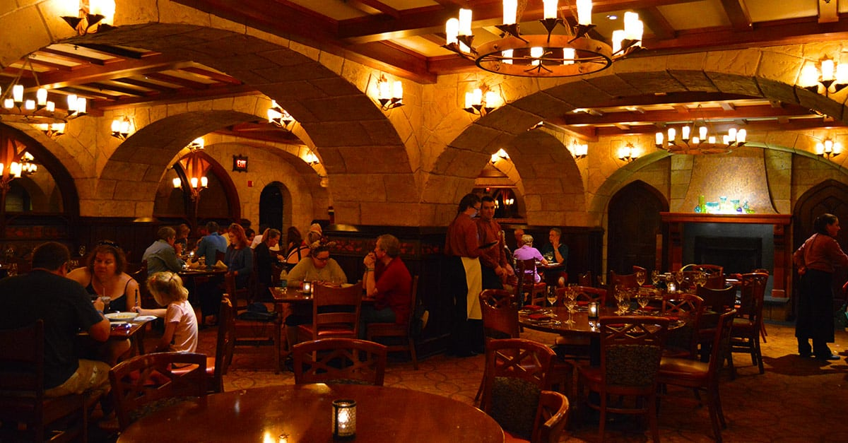 7 Things We Love About Le Cellier Steakhouse