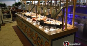 Cape May Cafe Buffet _ disney fanatic