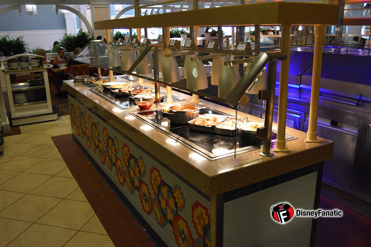 Top 10 Buffets at Walt Disney World