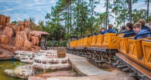 Big Thunder Railroad