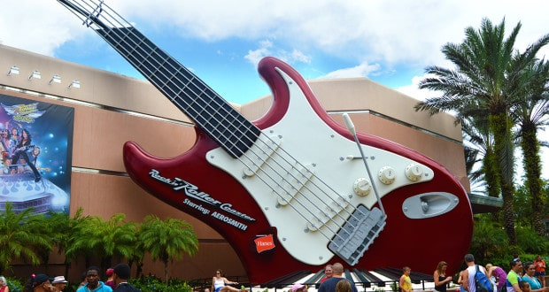 8 Fun Facts About Rock N Roller Coaster In Walt Disney