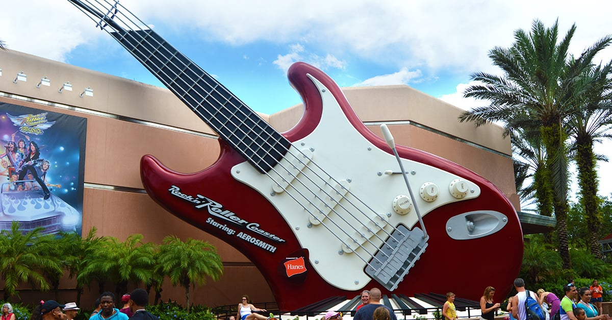 8 Fun Facts About Rock N Roller Coaster In Walt Disney World S Hollywood Studios