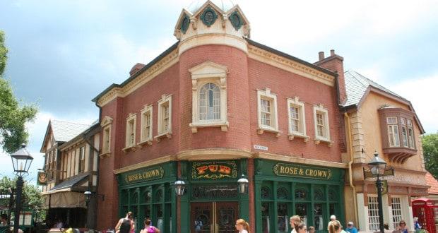 Rose Crown Pub