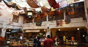 Tusker House Buffet _ dining reservations _ disney fanatic