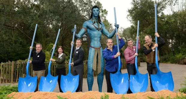 Avatar Groundbreaking