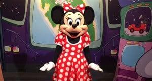 Minnie Mouse Epcot