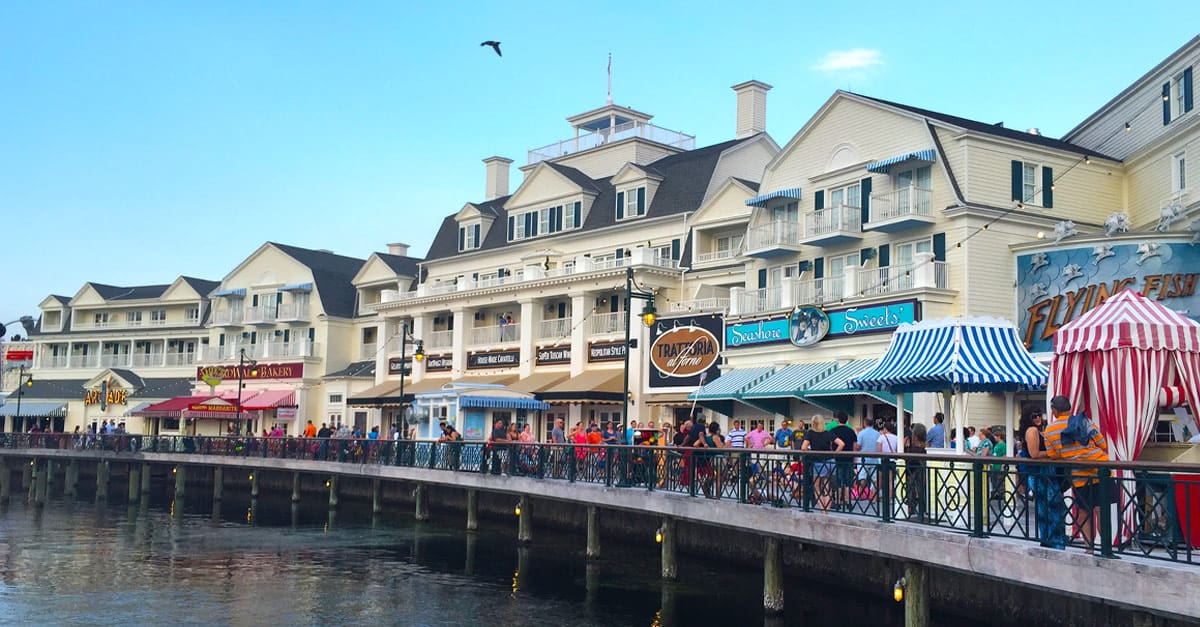 Disney Florida Boardwalk Villas