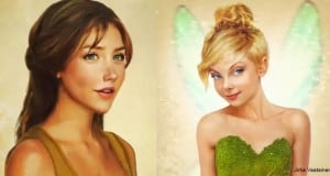 Disney Princess Heroines