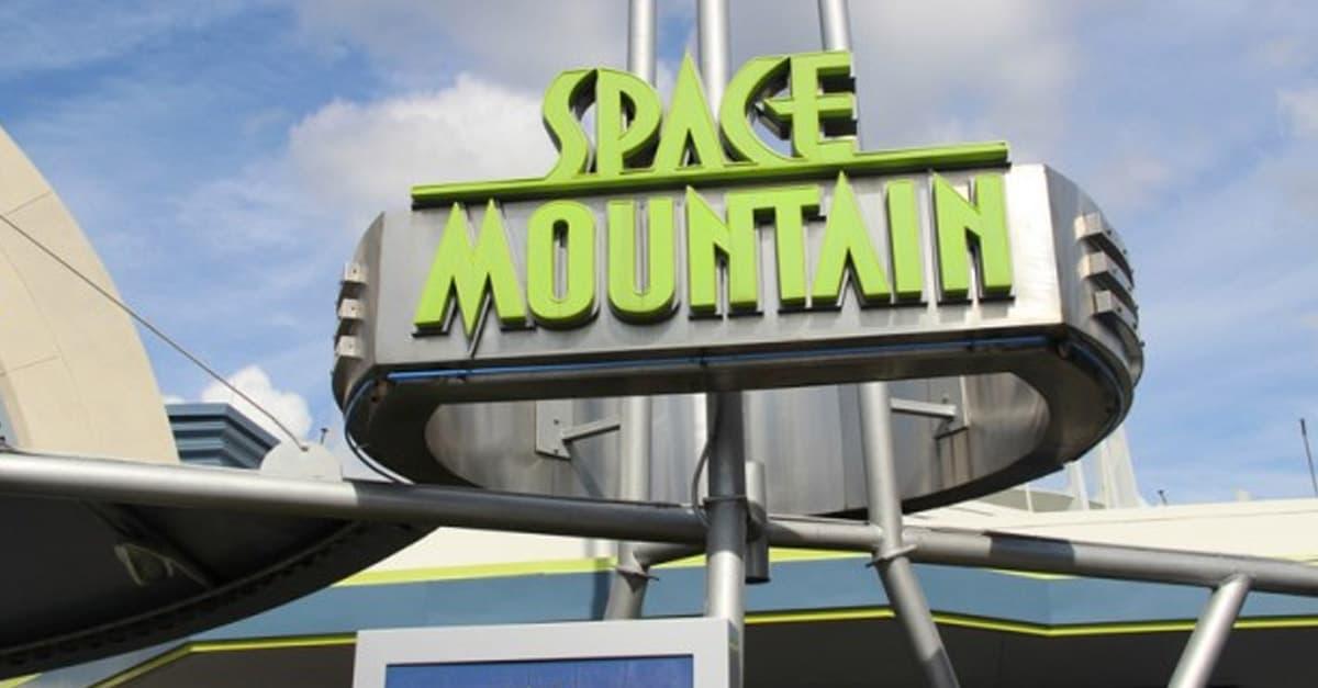 Space Mountain _ rides _ disney fanatic