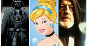 Someone Mashed Up Disney Princesses And Star Wars And The Results Are Awesome!