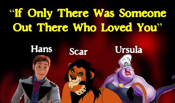 Can You Match The Unbelievably Evil Quotes To The Disney Villain