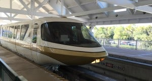 Monorail _ disney world transportation