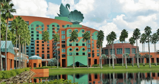 Swan and Dolphin Resort